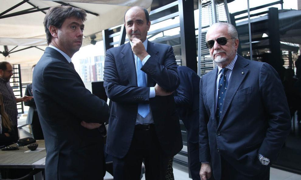 La Colonna Infame: Juve-Napoli, il risultato giusto? 3-0 per De Laurentiis...