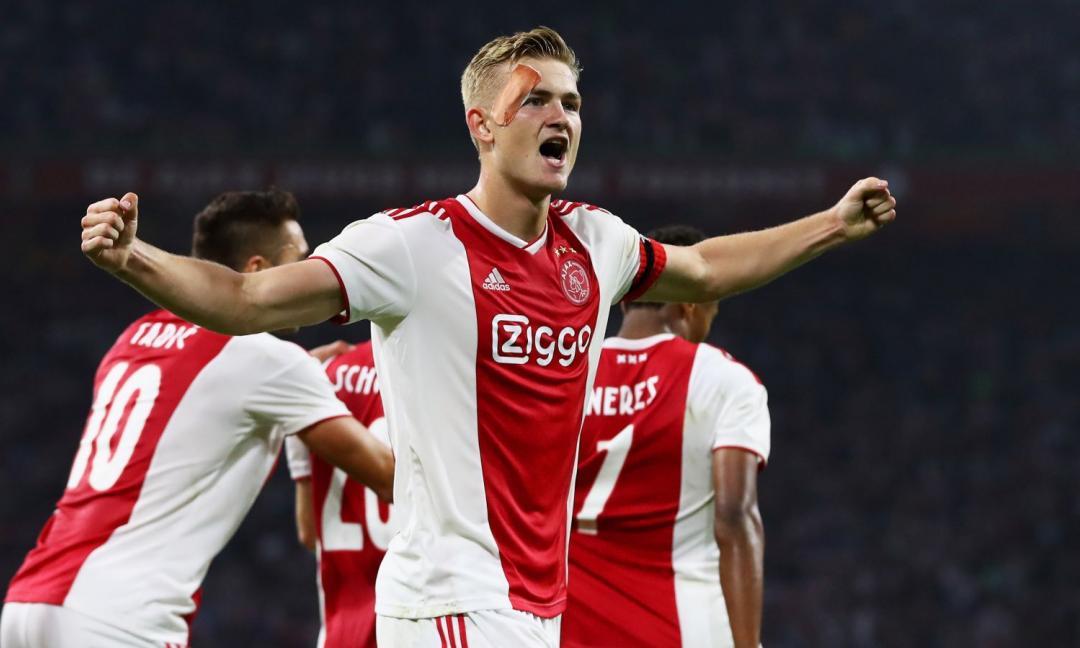 Il retroscena: furia De Ligt con l'Ajax, l'affare rischiava di saltare