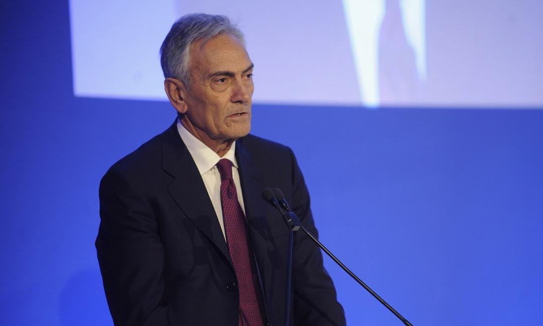 Figc, Gravina: 'Rivista la regola della recompra, non avrà più gli stessi effetti'