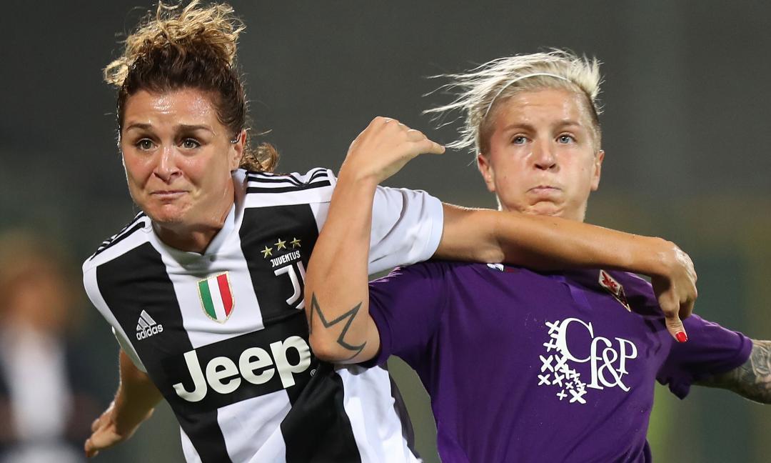 La Supercoppa è della Fiorentina: Juve Women sconfitta 1-0, decide Mauro