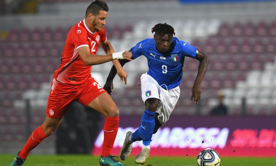 Italia Under 21, UFFICIALI i convocati: c'è Kean