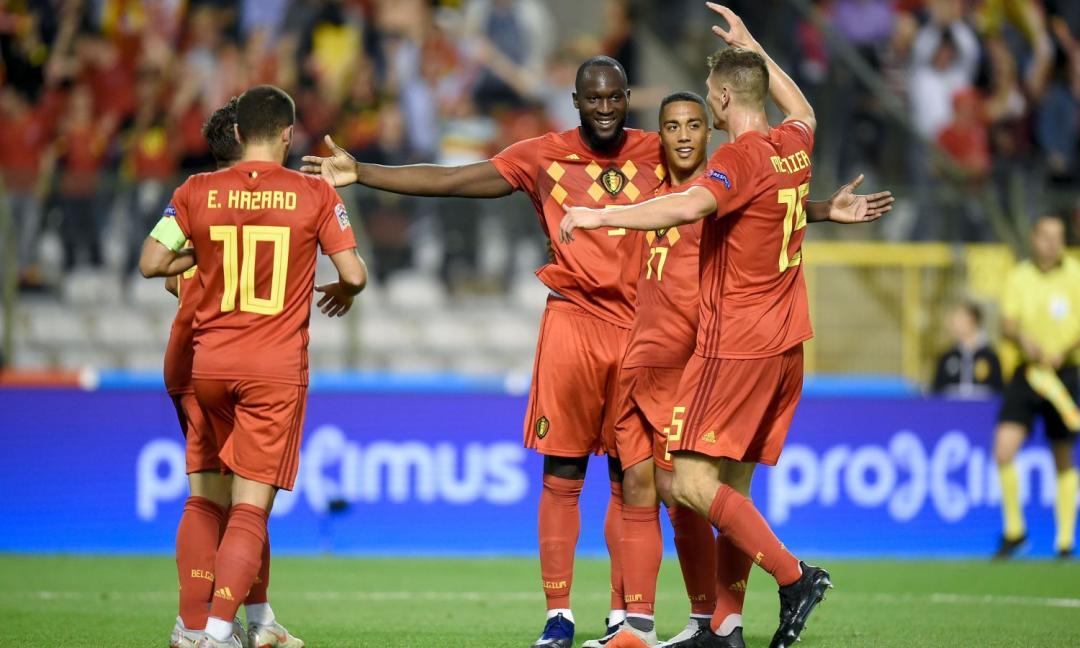 Risultati e marcatori nazionali: Alex Sandro in gol, Lukaku show