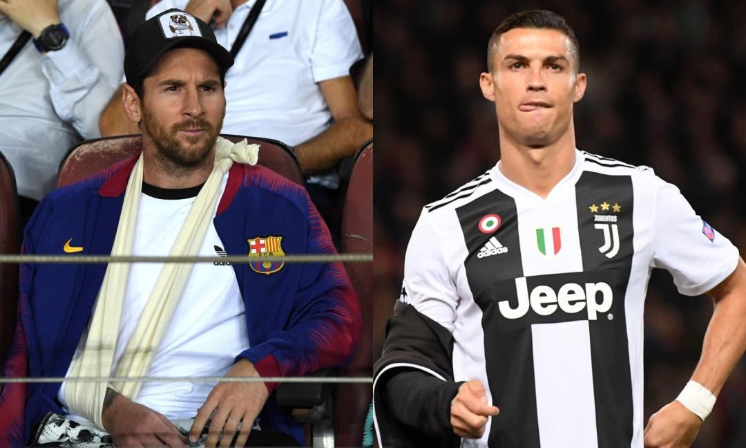 Messi nostalgico: 'Con Ronaldo il Clasico era speciale'
