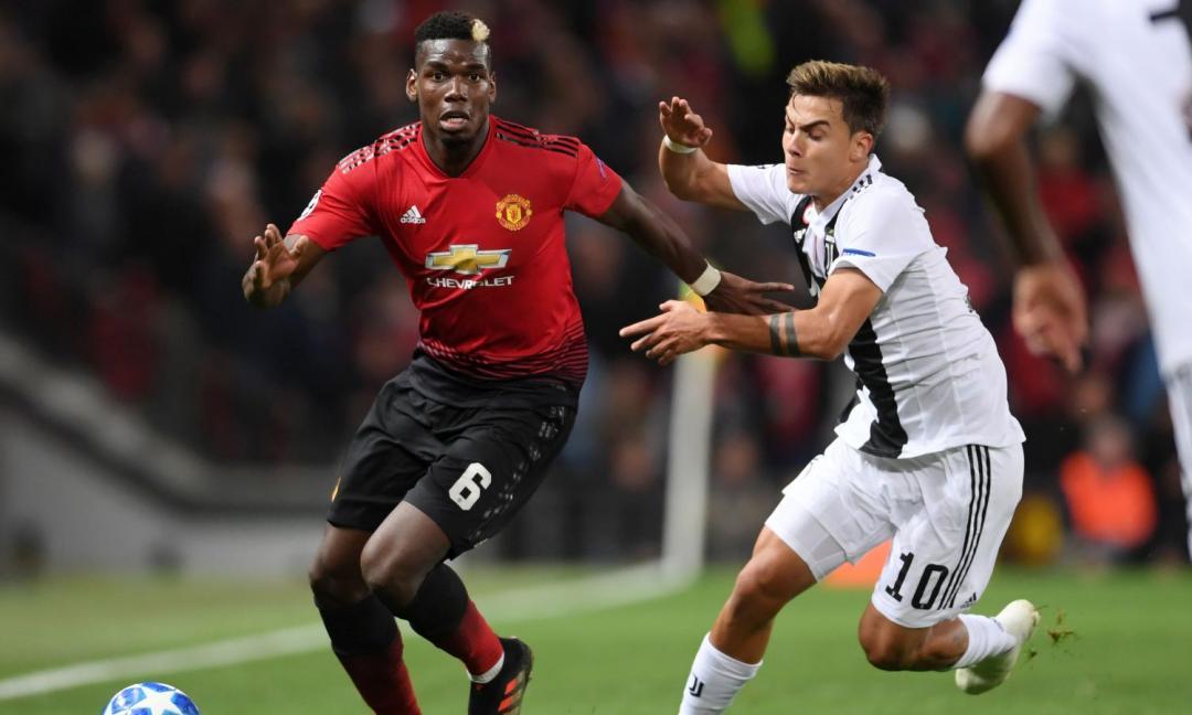 United, svelato il piano per Pogba: c'è un colpo da 80 milioni