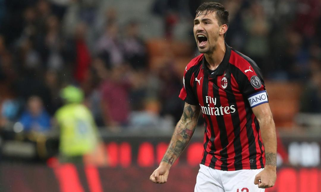 Romagnoli: 'Juve? La più forte, ma domani può essere la svolta'
