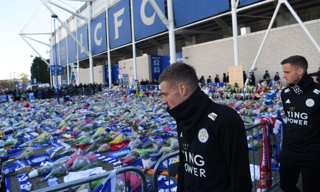 Leicester, l'emozionante ricordo per il presidente Vichai VIDEO