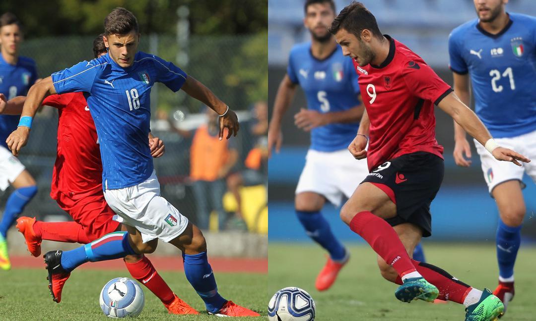 Vrioni dopo il debutto in Serie A: 'Che serata! Uno stimolo per migliorare'