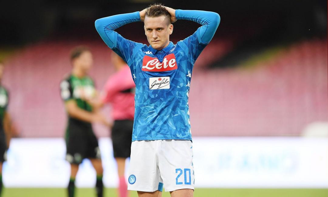 Napoli, Zielinski ci crede: 'Scudetto, non molliamo. La Juve...'