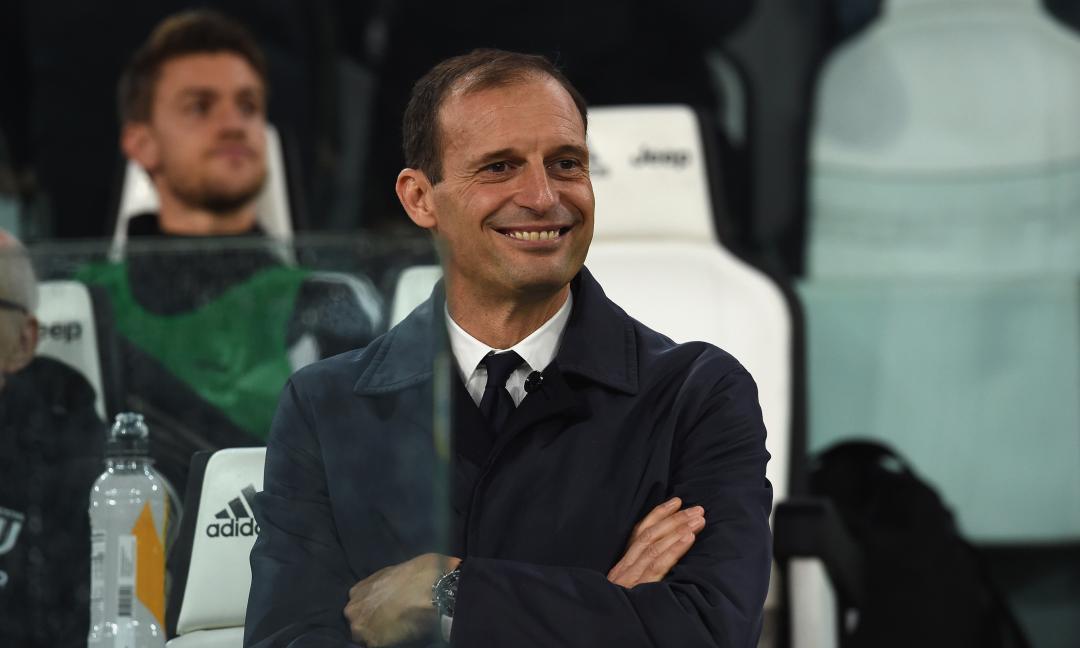 Juve-Frosinone, fissata la conferenza stampa di Allegri