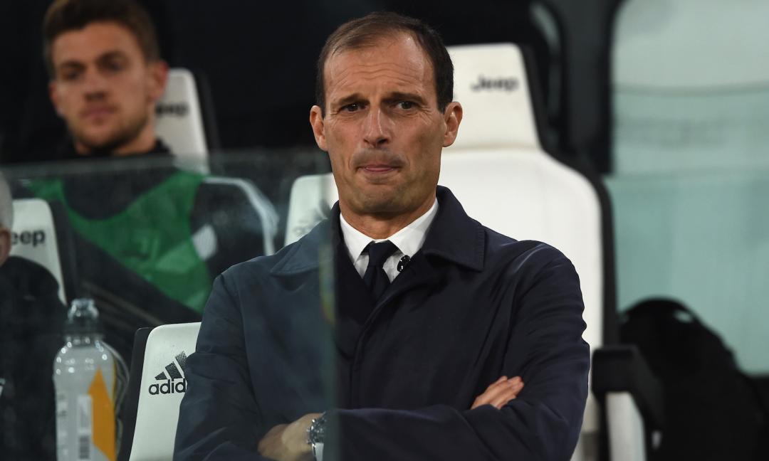 Bonucci fuori contro il Milan: il motivo della scelta di Allegri