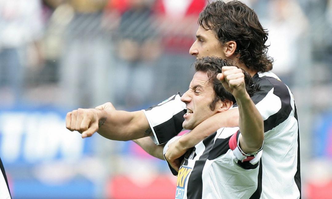 'Maledetta' di Del Piero al Rapid: Juve, è il gol del giorno VIDEO