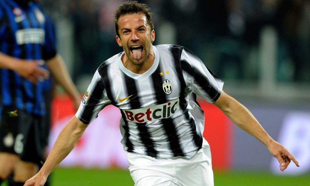 Del Piero, tripletta alla Fiorentina: è il migliore di sempre!