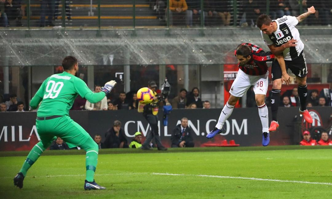 Cento volte Juve-Milan