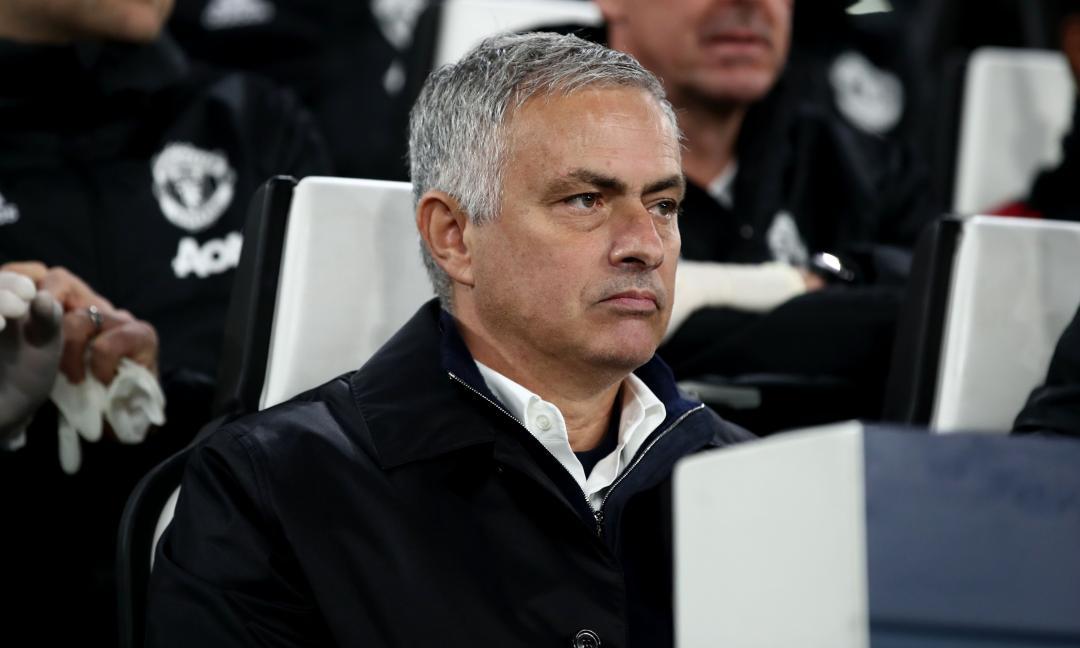 Manchester United, Mourinho: 'Juve? Non molliamo mai!'