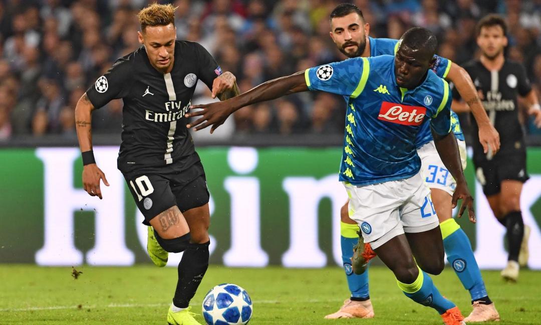Koulibaly: 'Vincerò un trofeo a Napoli. Sul mercato...'