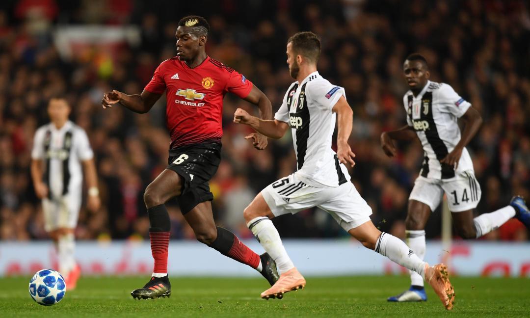 Sky: tentativo della Juve per Pogba, lo United ha chiesto Pjanic!