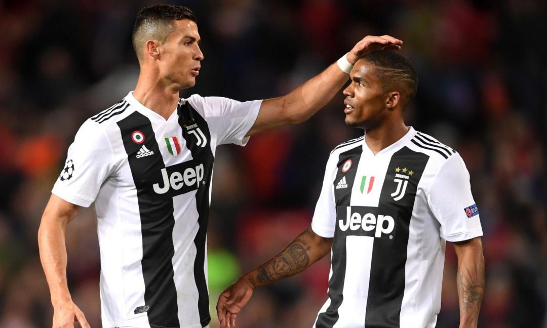 Verso Milan-Juve, torna Douglas Costa: 'Ci sono'