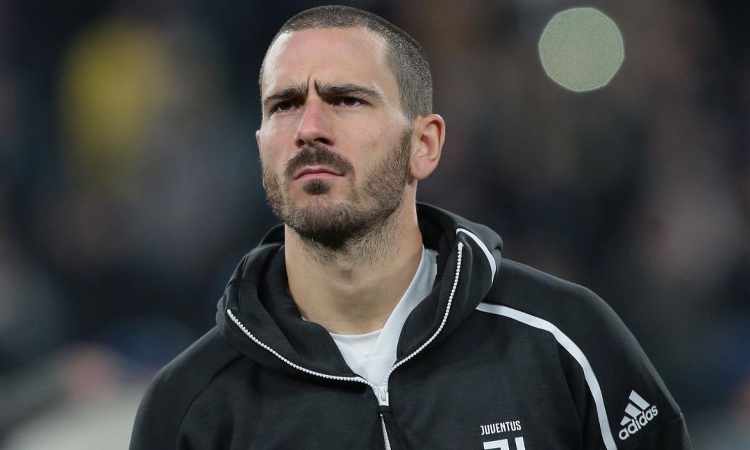 Bonucci: 'Avrei firmato per vincere con l'Atletico e perdere col Genoa'