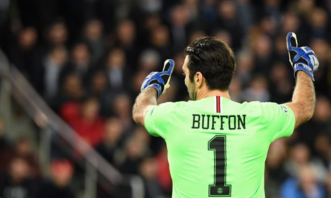 Buffon: 'Old Trafford? Qui sempre imbattuto. Su rinnovo e Zaniolo...'