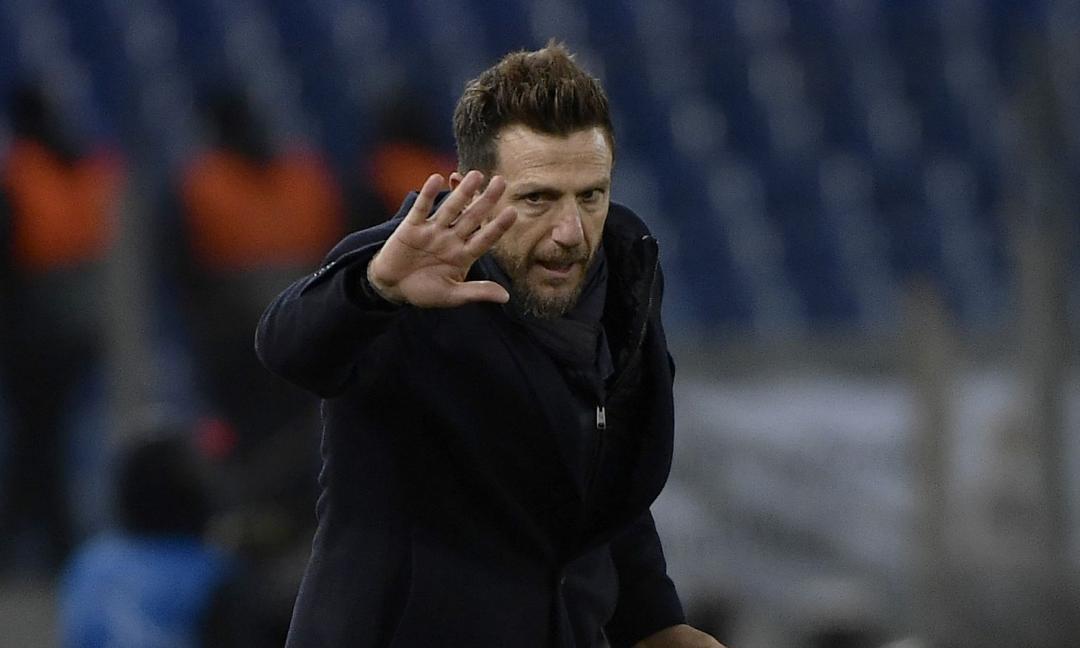 Roma, Di Francesco tuona: 'Non si possono prendere gol così'