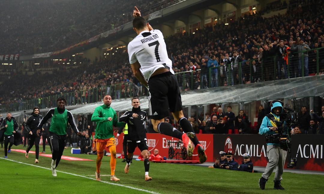 Milan-Juve: un numero 'condanna' i rossoneri