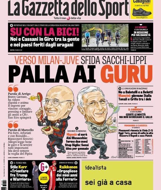 Ronaldo 'da Pallone d'Oro', Ancelotti difende Mou: le prime dei quotidiani