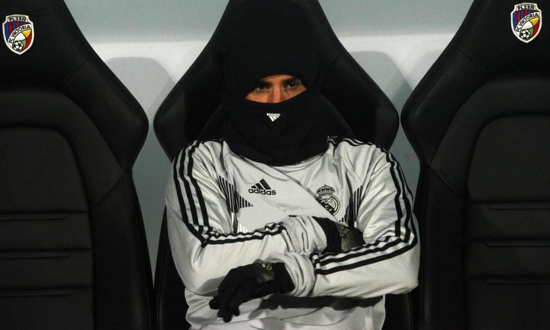 I tifosi del Real scaricano Isco: 'Datelo alla Juve per 40 milioni!'