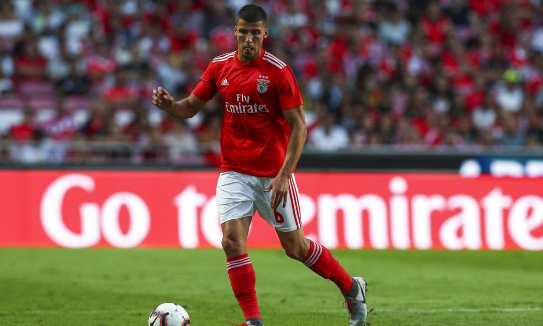 Juve, minaccia dall'Inghilterra per un talento del Benfica