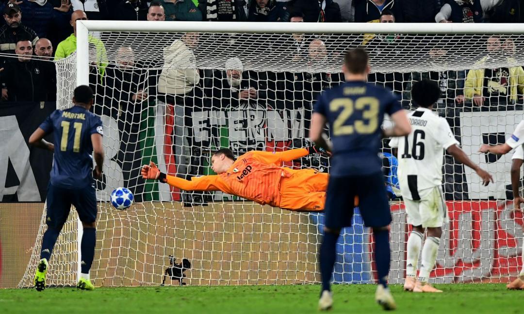 Un ex United attacca Szczesny: 'Juve, senza un grande portiere...'