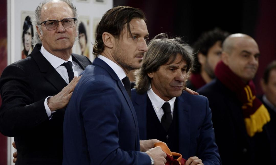 Roma-Inter, Totti furioso per il rigore negato: 'Una vergogna'