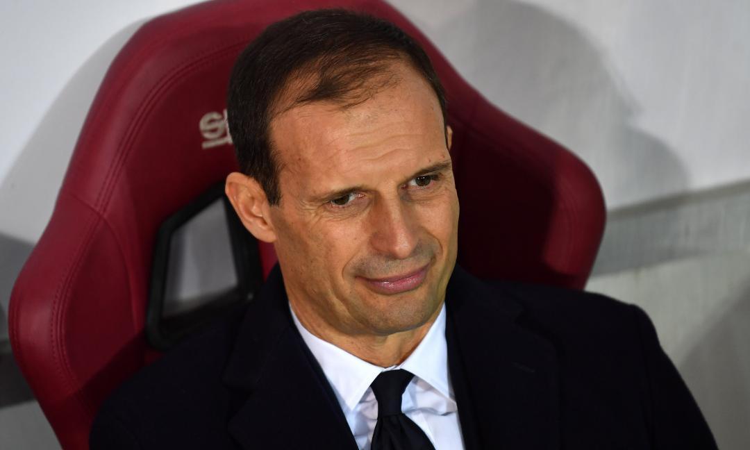Allegri: 'Spinazzola per ora rimane con noi. Botta per Rugani, Mandzukic...'