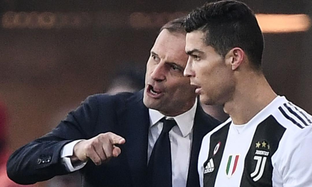 Ronaldo: 'Allegri? Ricevuto in modo fantastico. Su una finale con il Real...'