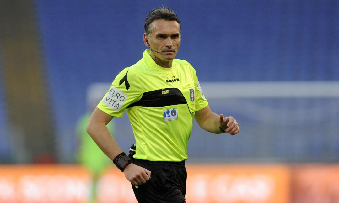 Fiorentina-Juve, UFFICIALE: arbitra Irrati, ecco assistenti e Var