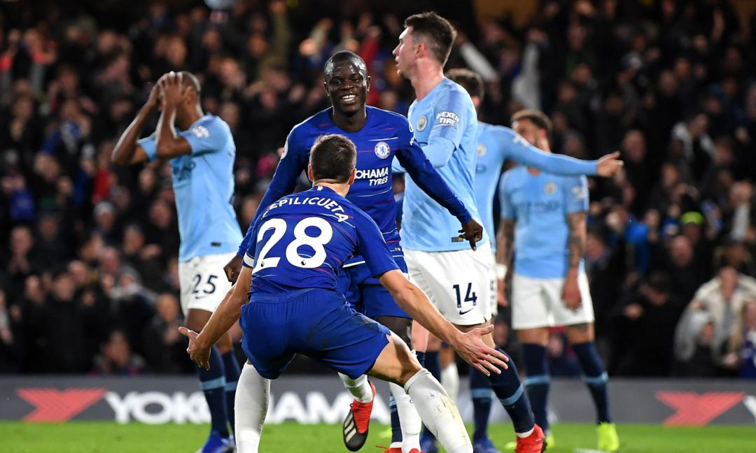 Premier League: poker per Liverpool e United, il Chelsea batte il City!