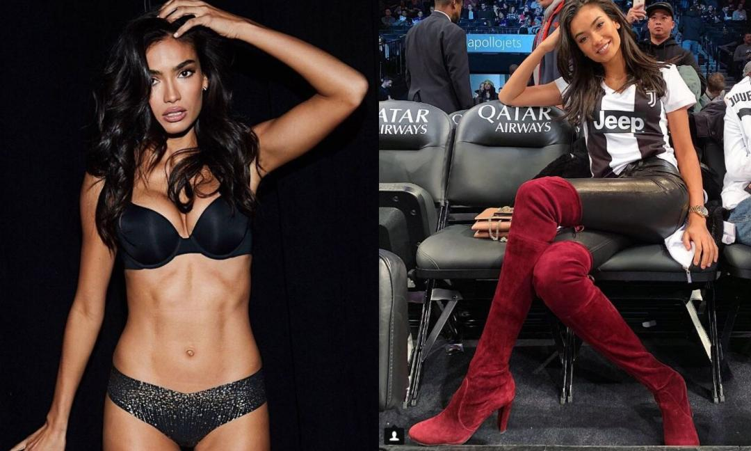 Juventus Night: anche la splendida Kelly Gale... in bianconero! GALLERY
