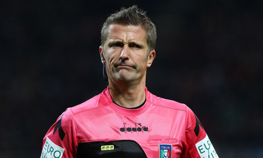 Palmeri: 'Ora si lamentano di Orsato. Ma il giallo a Pjanic con l'Inter...' VIDEO