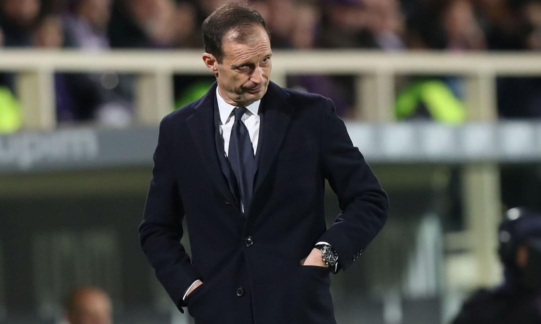 Allegri riceve il Tapiro d'Oro: 'La Juve sceglierà un grande allenatore'