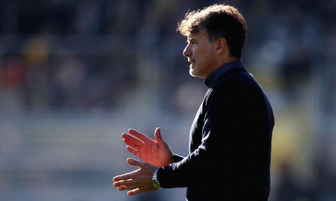 Frosinone, Baroni: 'Contro la Juve firmo per il pareggio'