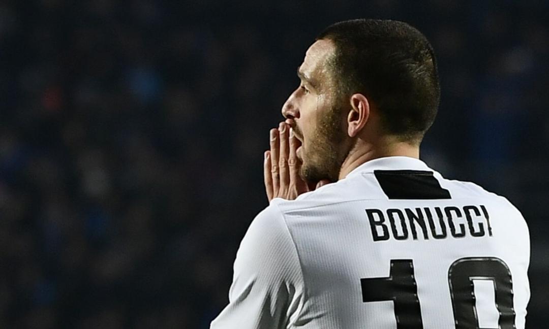 Bonucci: 'Contro l'Atletico abbiamo usato tutte le energie'