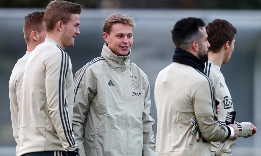 Juve, non sottovalutare l'Ajax: è 'classe e organizzazione'