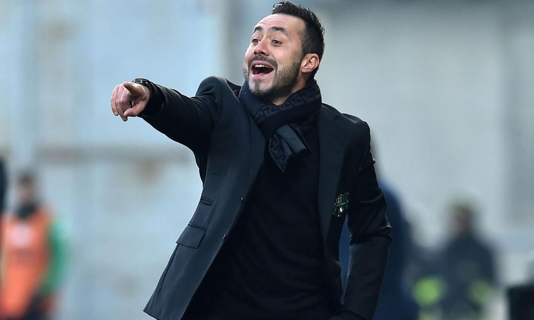 Sassuolo, De Zerbi: 'Juve, serve continuità. Turati...'