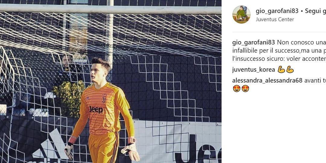 Juve Under 23, esordio tra i professionisti per due FOTO