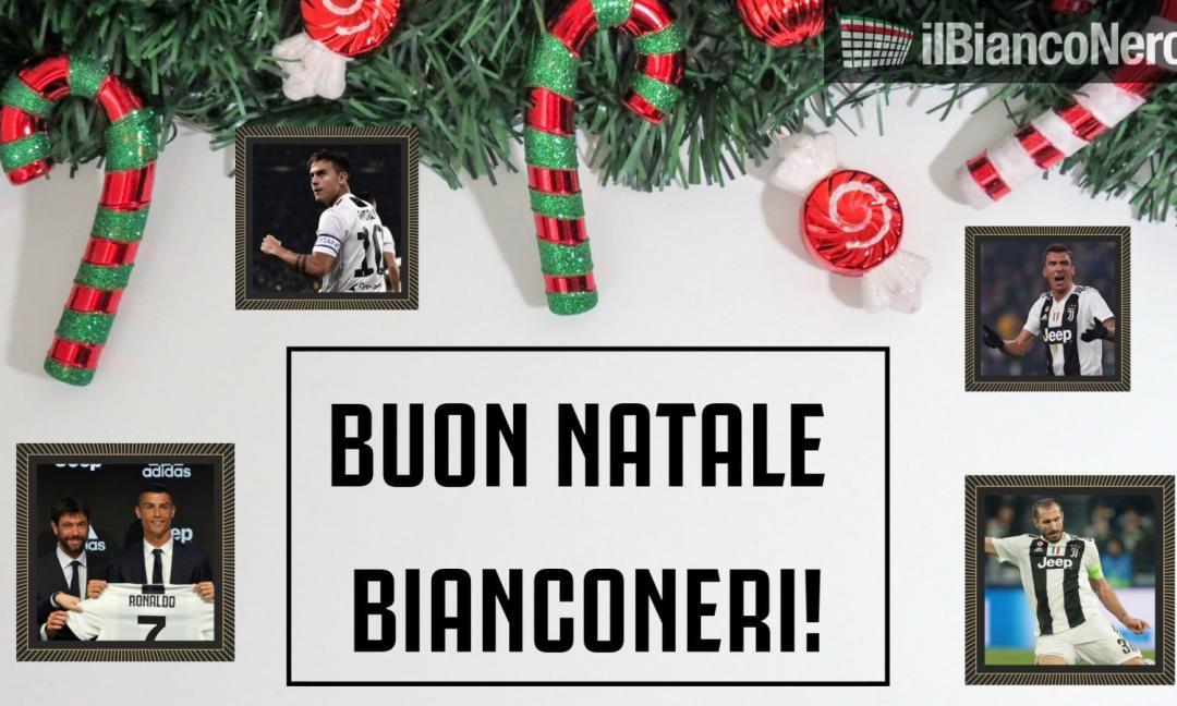 Juventus Buon Natale.Buon Natale Da Ilbianconero Com Ilbianconero Com