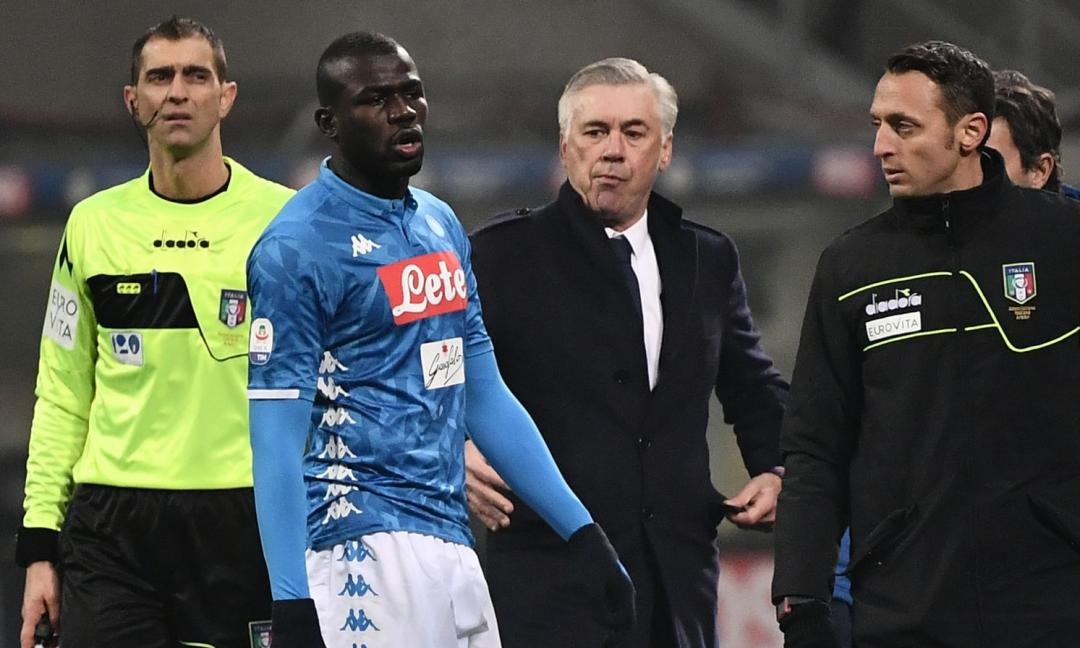 Caro Chirico, se non fosse il Napoli a lasciare il campo per protesta?