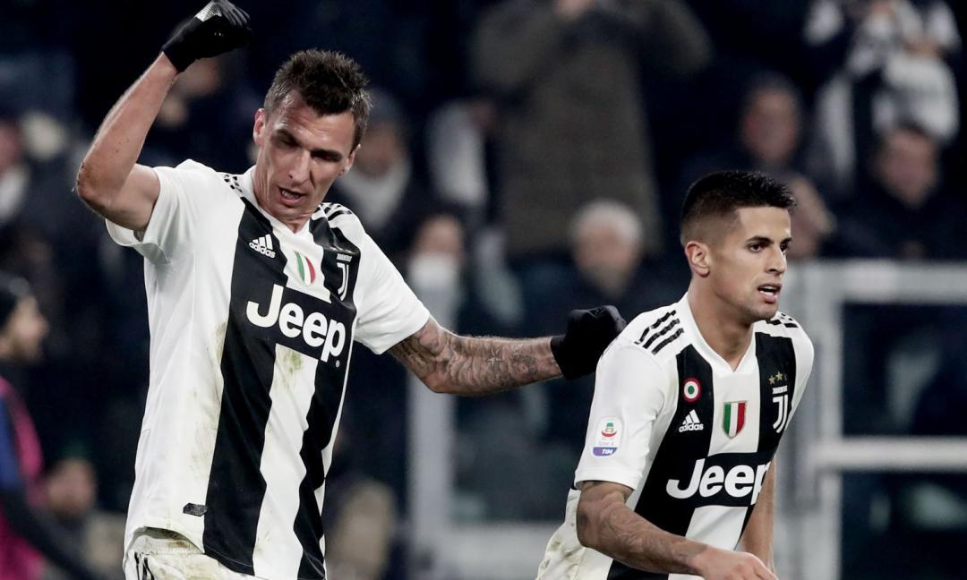 Cancelo: 'Inter? Lì sono cresciuto, ma ora sono della Juve'
