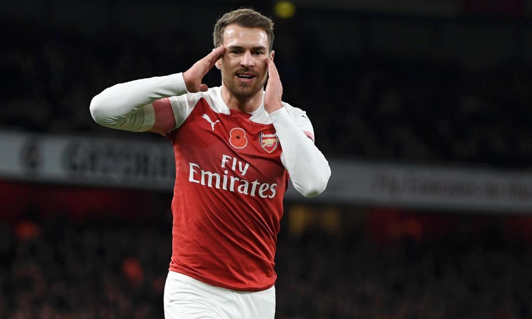 Ramsey alla Juve, i tifosi dell'Arsenal attaccano il club: 'Vergogna!'