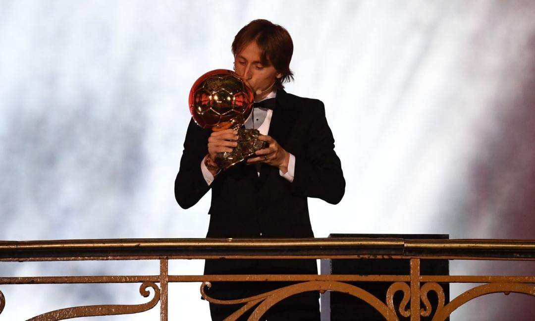 Modric punge Ronaldo: 'Pallone d'Oro? Bisogna essere qui per rispetto'