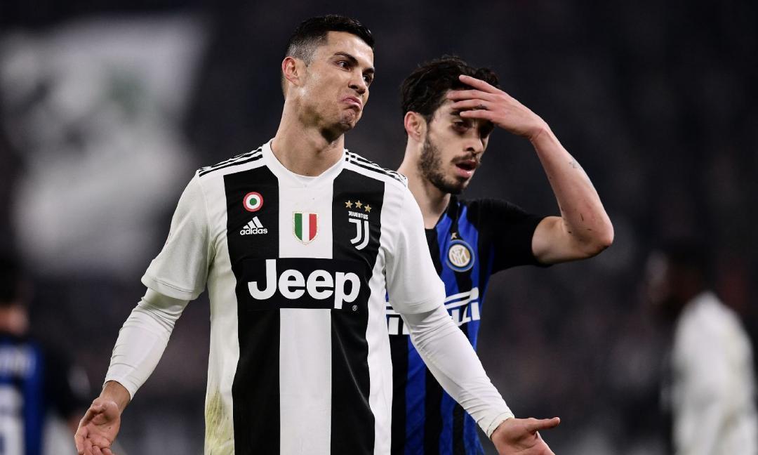 Juventus-Inter: TOP & FLOP a fine primo tempo