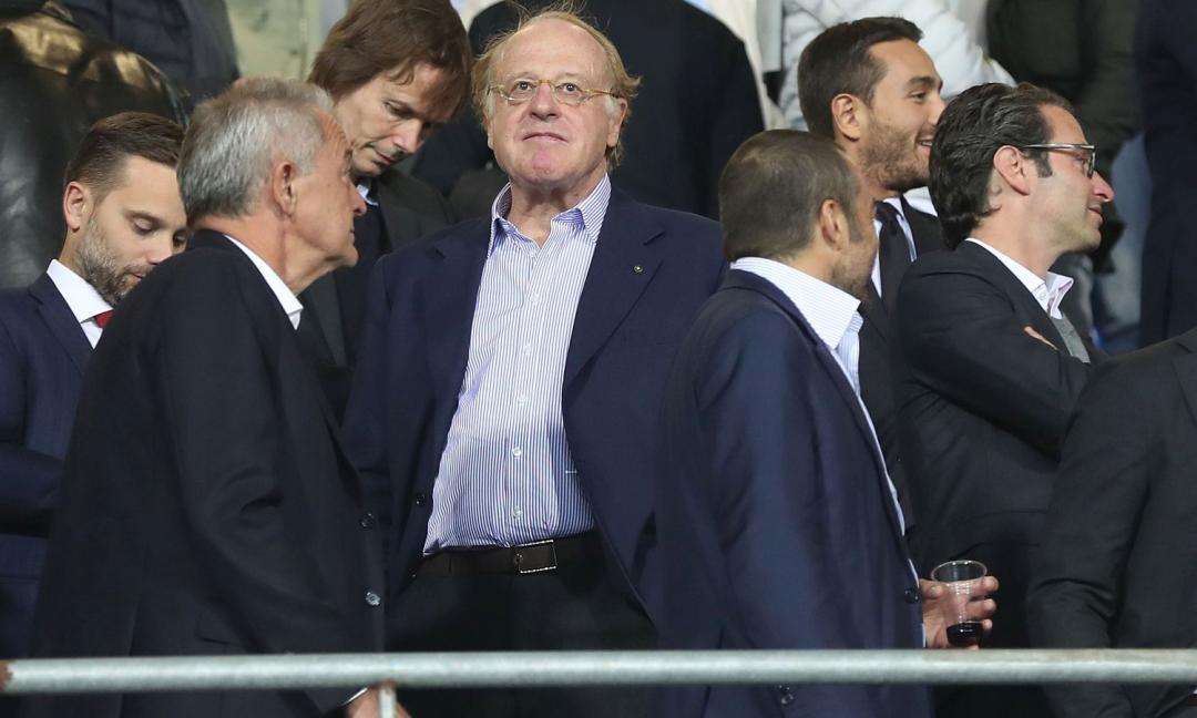 Chirico: 'Scaroni, prega di vincerlo uno scudetto! Anche il Qarabag è davanti al Milan'