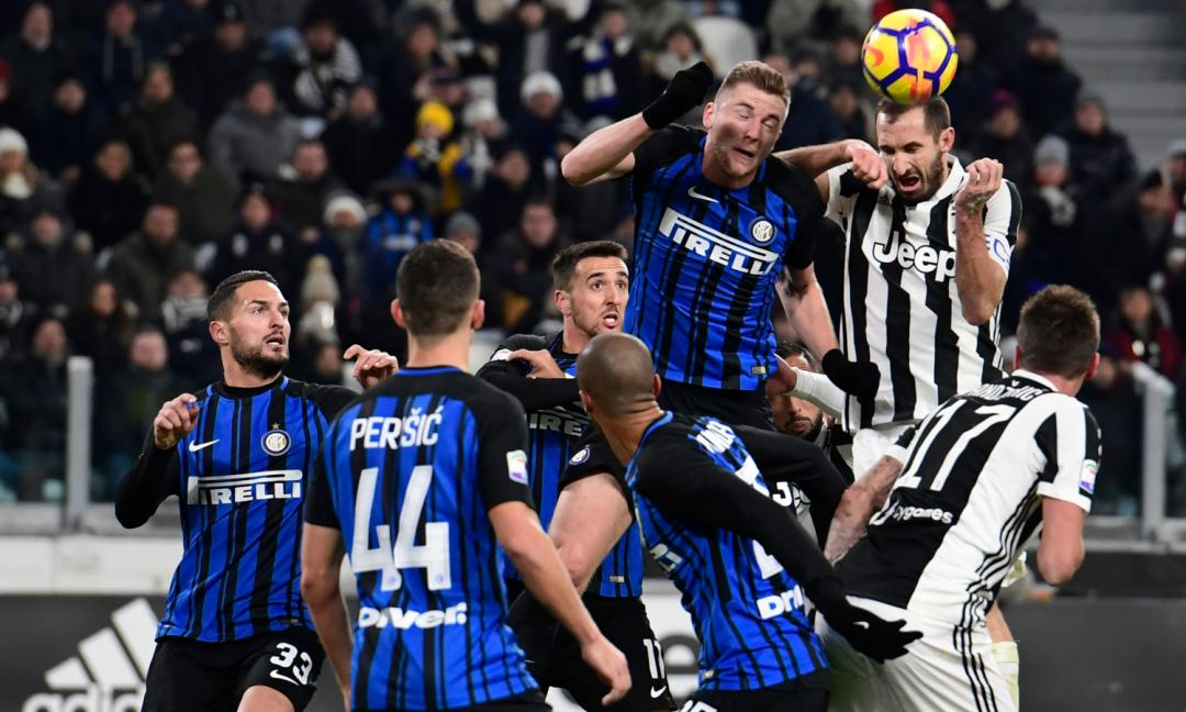 Verso Juve-Inter: curiosità e statistiche in uno splendido VIDEO